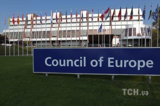 У Раді Європи вимагають від РФ деокупувати Крим