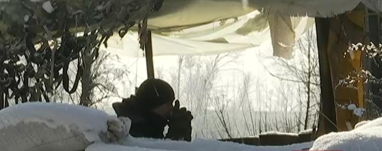 Оборонці Опитного обіцяють захистити святкові дні українців