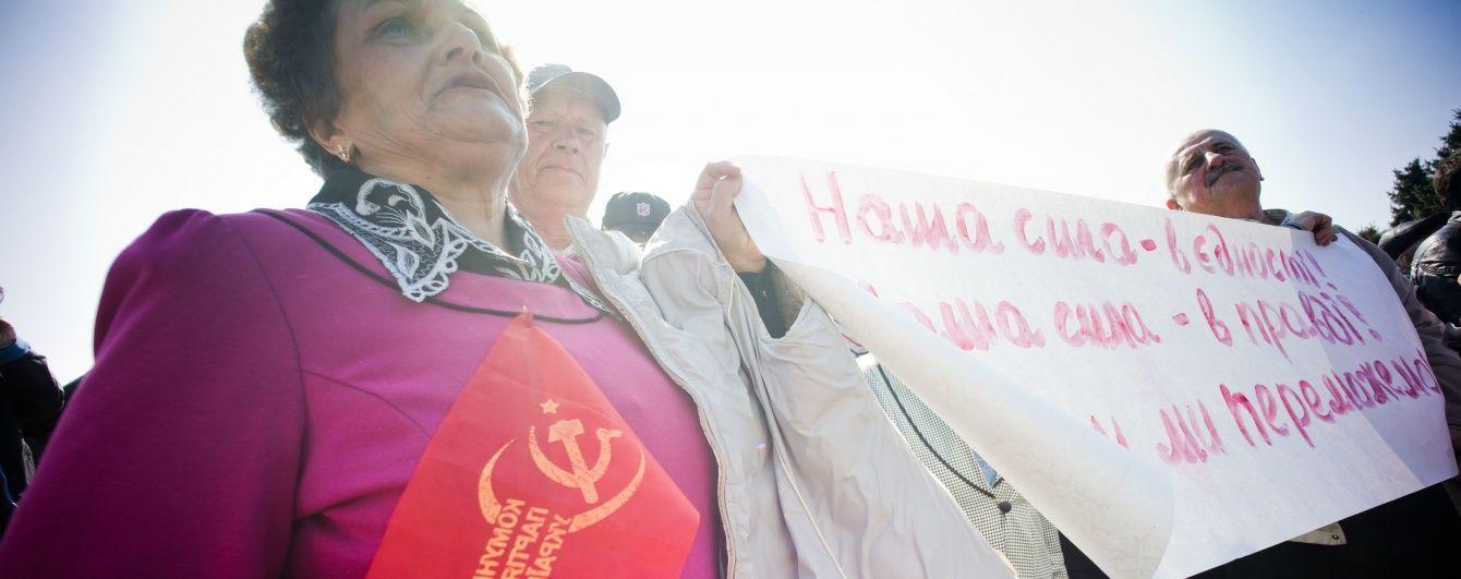 Двоє комуністів із Мелітополя розповсюджували антиукраїнську пропаганду на Запоріжжі