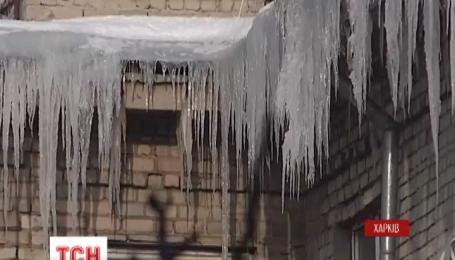 Температурные рекорды в Украине бьет Северо-Восток страны