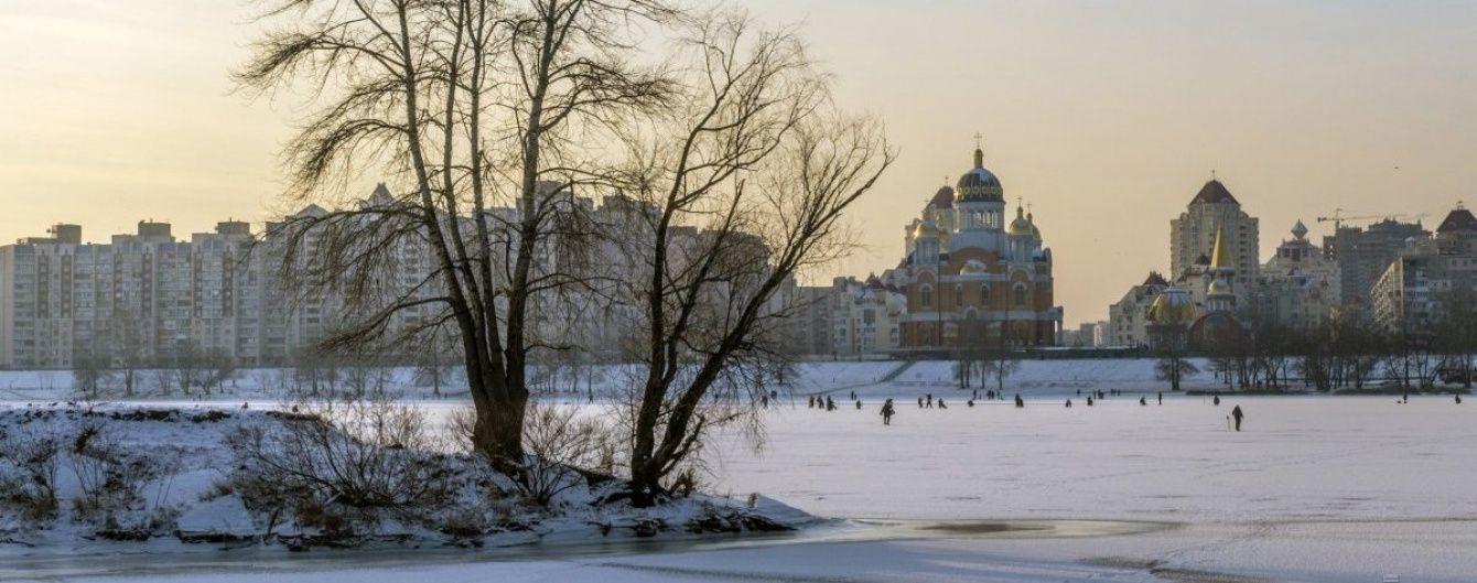Морози до -16. Прогноз погоди в Україні на 24 лютого