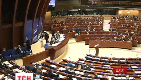 Парламентская ассамблея Совета Европы до осени отложила доклад по Украине