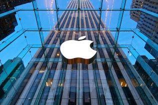 Акції компанії Apple обвалилися до рекордних показників