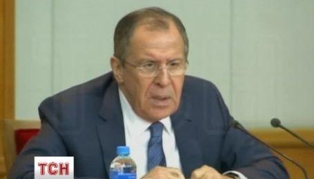 Россия не собирается говорить о возвращении Крыма Украине - Лавров