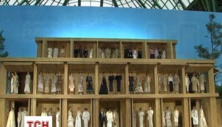Карл Лагерфельд представил новую коллекцию для французского Дома Chanel