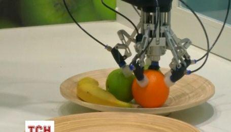 Британські вчені створили робота для сортування фруктів
