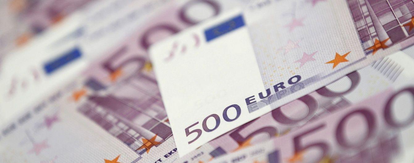 Украина и ЕС подписали соглашение о помощи в 1 млрд евро