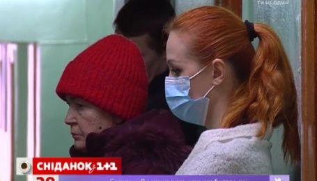 Из-за гриппа в Украине закрыли более 10 тысяч садов и школ