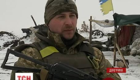 Боевики активизировались на Дебальцевском направлении