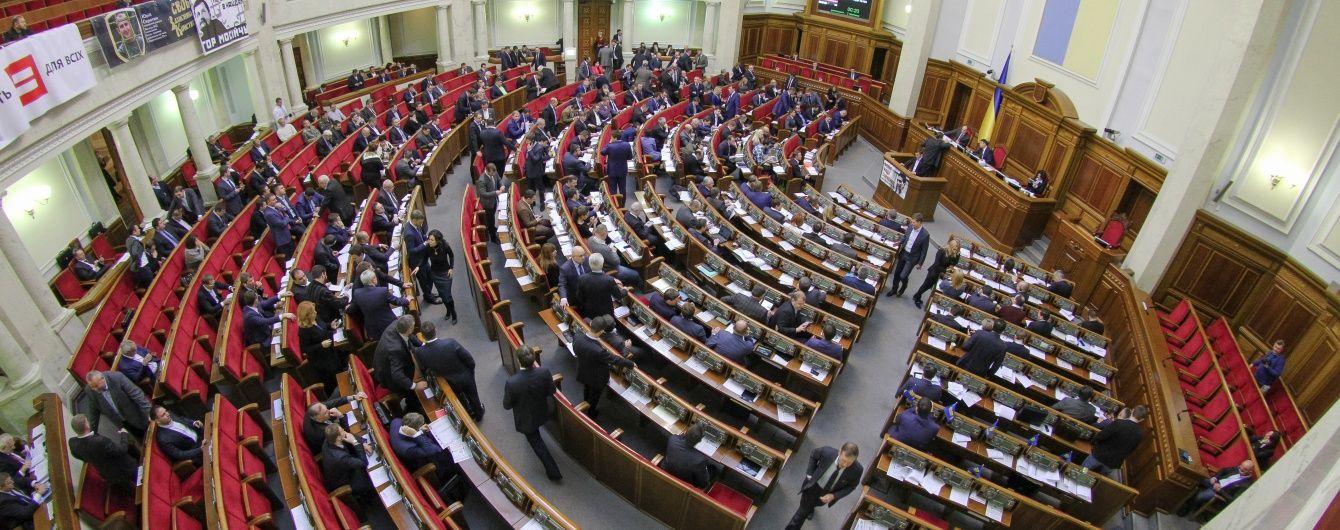 """В Раду проходят семь партий, """"Оппоблок"""" Вилкула может преодолеть барьер – опрос КМИС"""