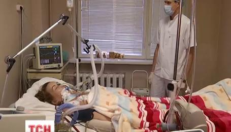 Врачи столичного роддома борются за жизнь киевлянки с осложнениями после гриппа