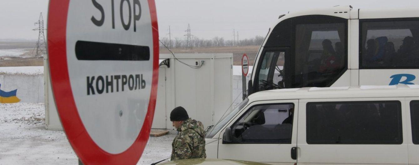 У зоні АТО підірвався автобус із мирними мешканцями: є загиблі