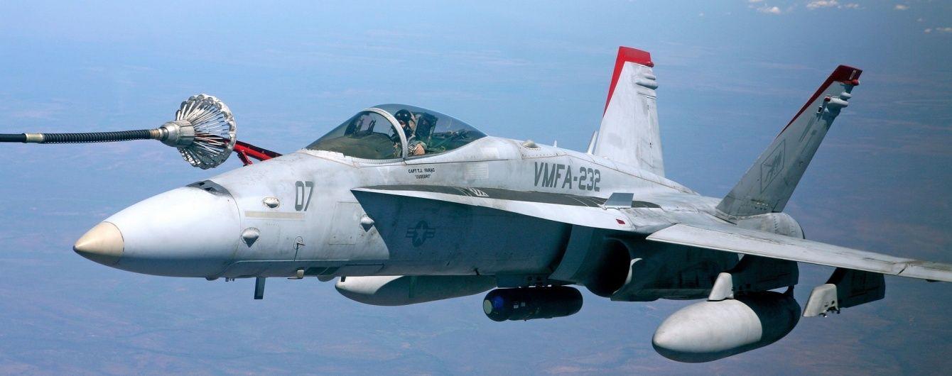 Россия заявила о приближении натовского F-18 к самолету Шойгу