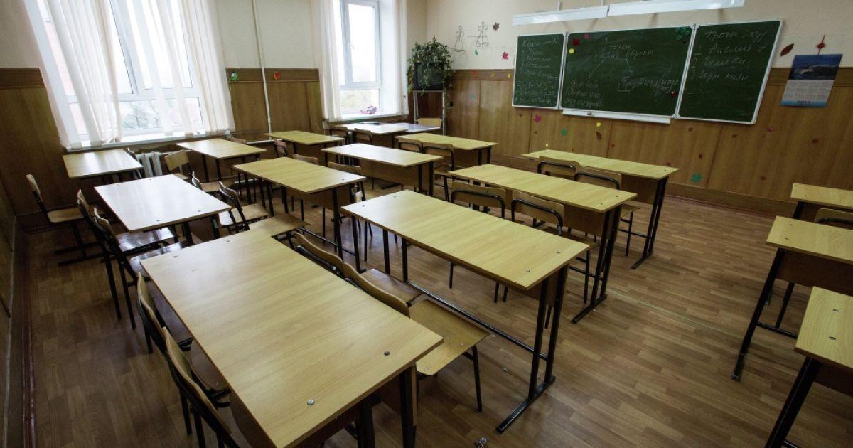 В Киеве на карантин отправили полностью уже 75 школ