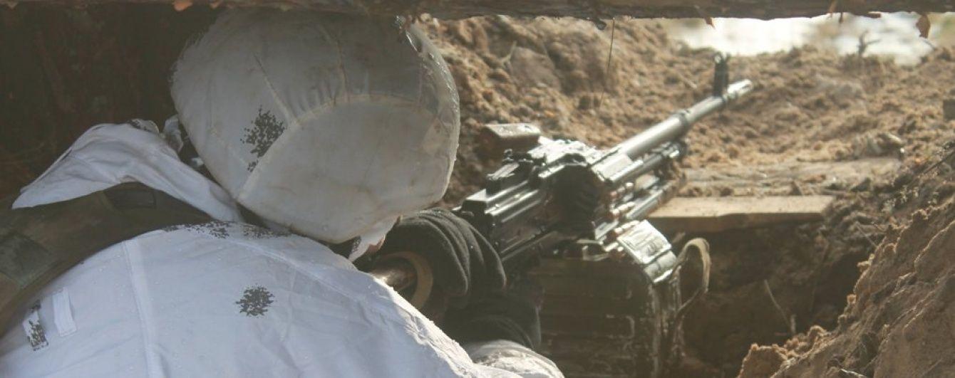 На Луганщині бойовик-снайпер вистрілив у голову бійцю АТО - ЗМІ