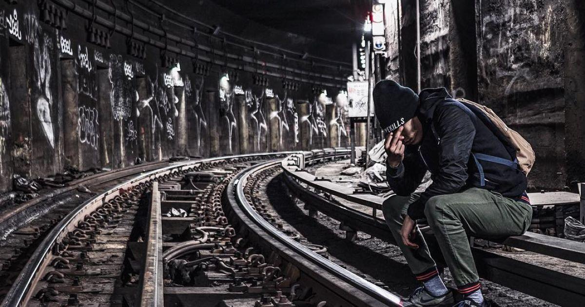 Хлопець не боїться ризикувати своїм життям заради хорошого знімка @ instagram/dark.cyanide