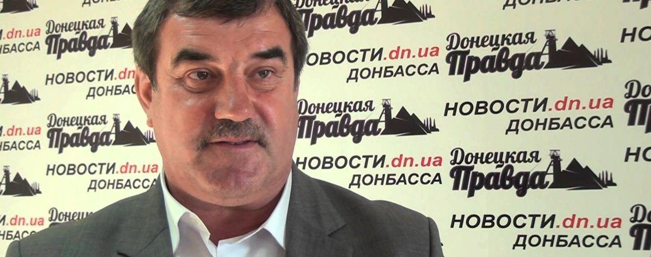 """У """"ДНР"""" розповіли про колишнього нардепа, який воює за бойовиків"""