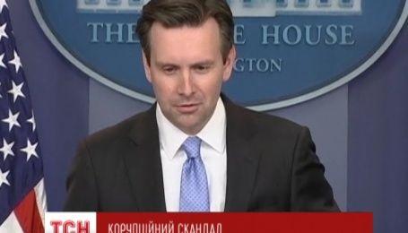 Белый дом поддержал заявление Министерства финансов США о коррумпированности Путина