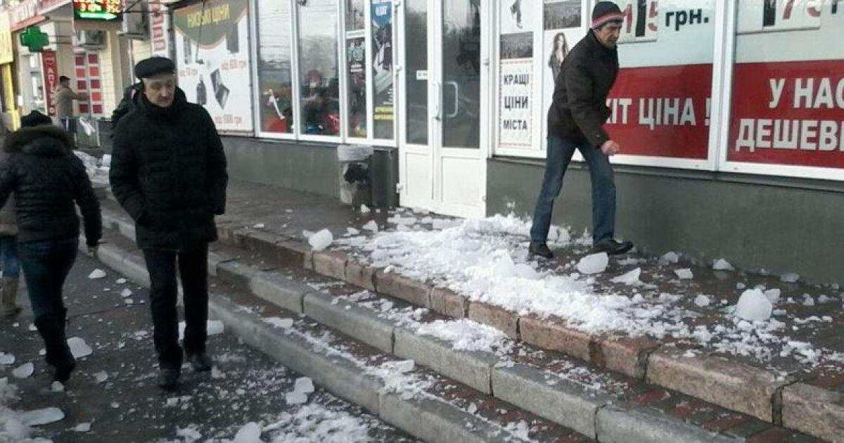 Бурулька вбила жінку @ Полтавщина