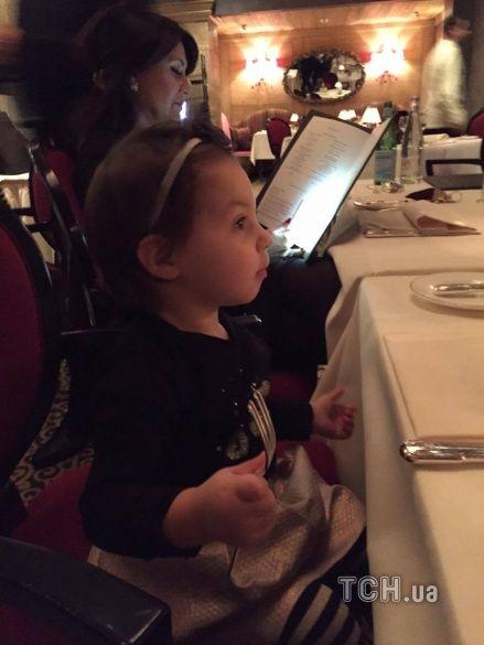 Софі у ресторані_2