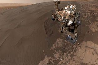 NASA повідомило про поламку марсохода Curiosity