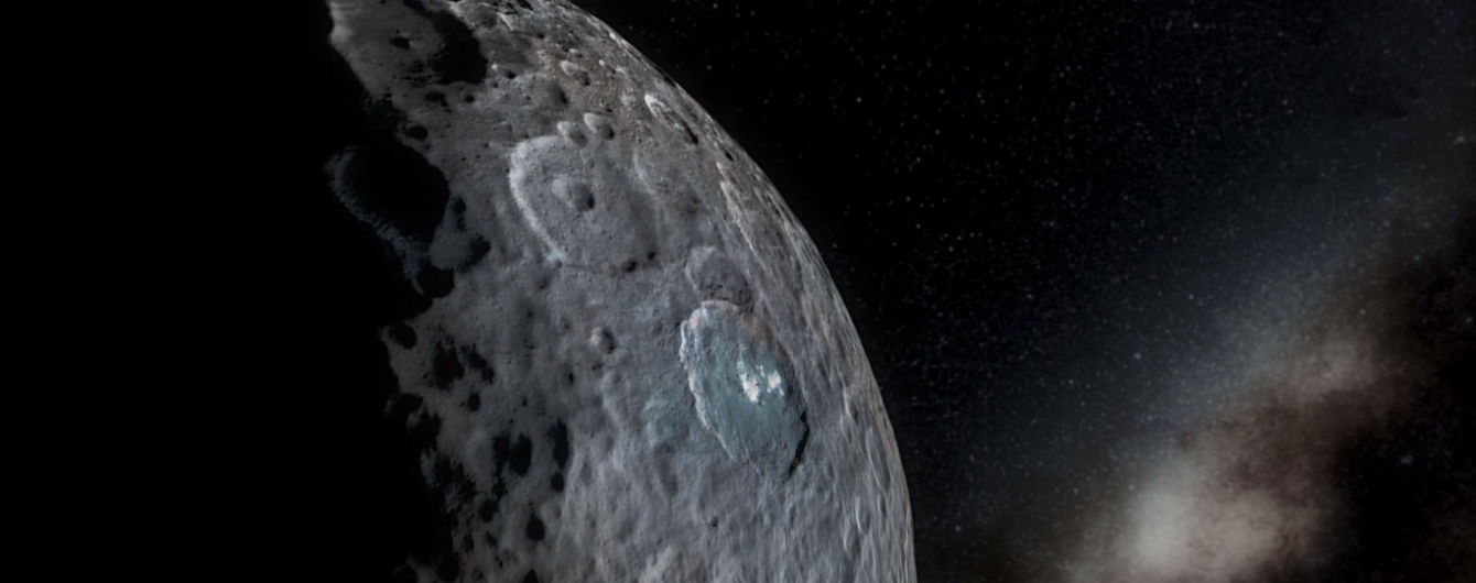 Вчені виявили необхідні для зародження життя елементи на Церері
