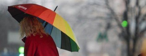 Синоптики попереджають про мокрий сніг та сильний вітер. Прогноз погоди в Україні на 15 грудня