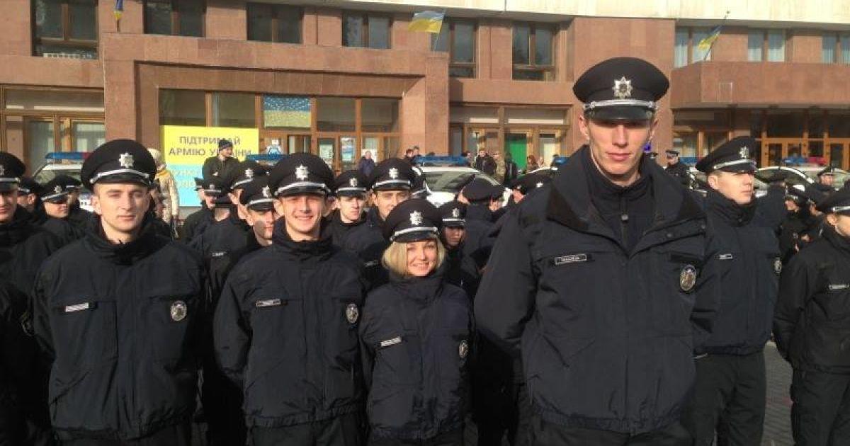 Найвищий патрульний України @ Facebook/Арсен Аваков