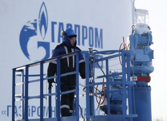 """Російський """"Газпром"""" збільшив постачання газу на окупований Донбас"""