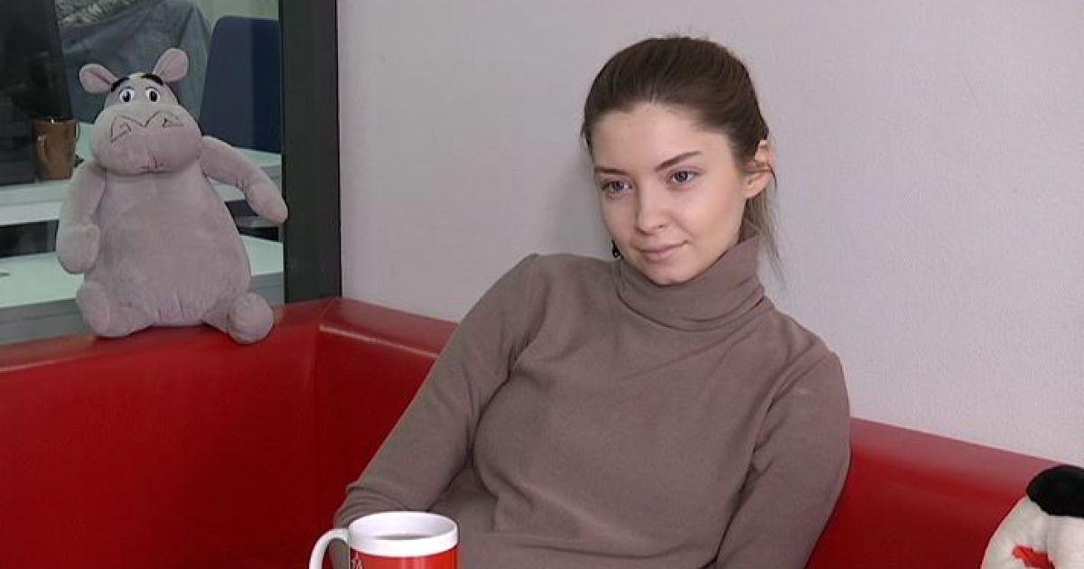 Эксклюзив ТСН.ua. Вдова Ларсона узнала о своей беременности после фатальной аварии