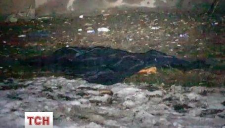 У Києві дядько зарізав племінника і викинув тіло дитини з вікна
