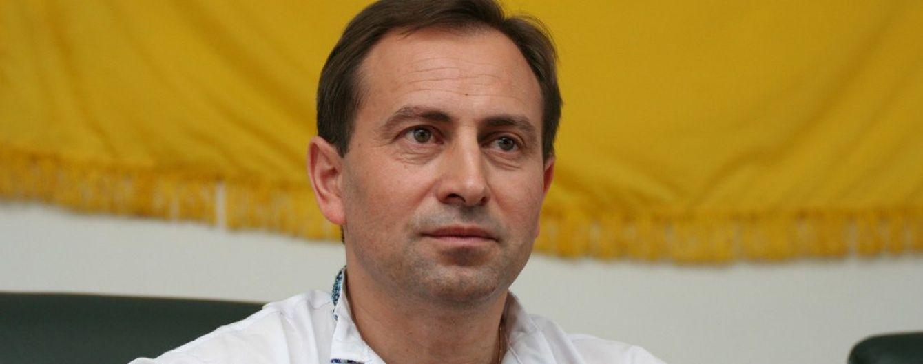 """Томенко признался о """"серых кардиналах"""" БПП и """"десятниках-кнопкодавах"""""""