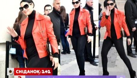Моника Беллуччи перед выходом на красную дорожку сидит на диете