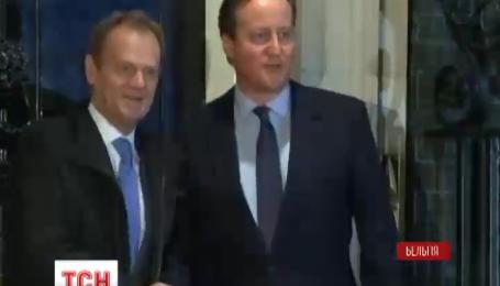 У Брюсселі та Лондоні завершилися перемовини щодо реформування ЄС