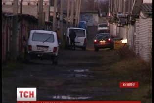 Банда автоворов держит в напряжении областной центр Украины