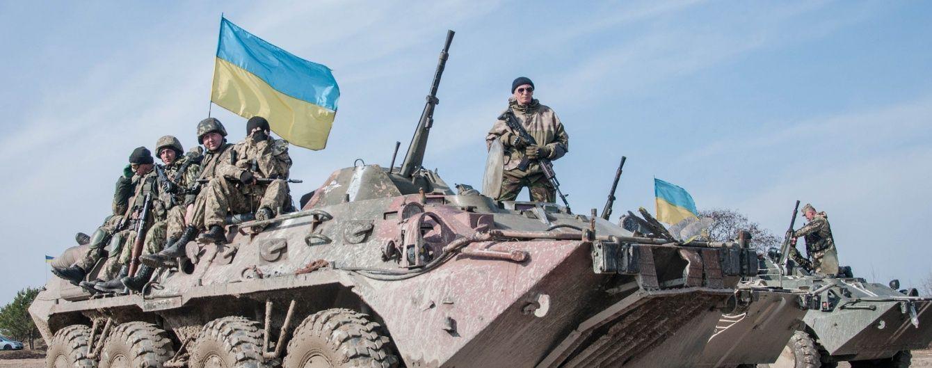 Українські військові відбили другу атаку бойовиків під Нижньотеплим