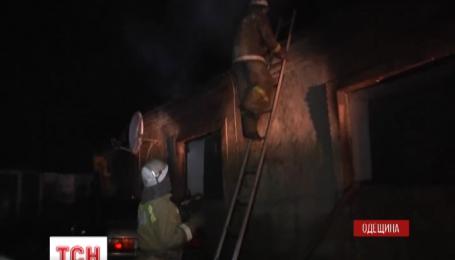 У пожежі на Одещині загинули молода мати і двоє малюків