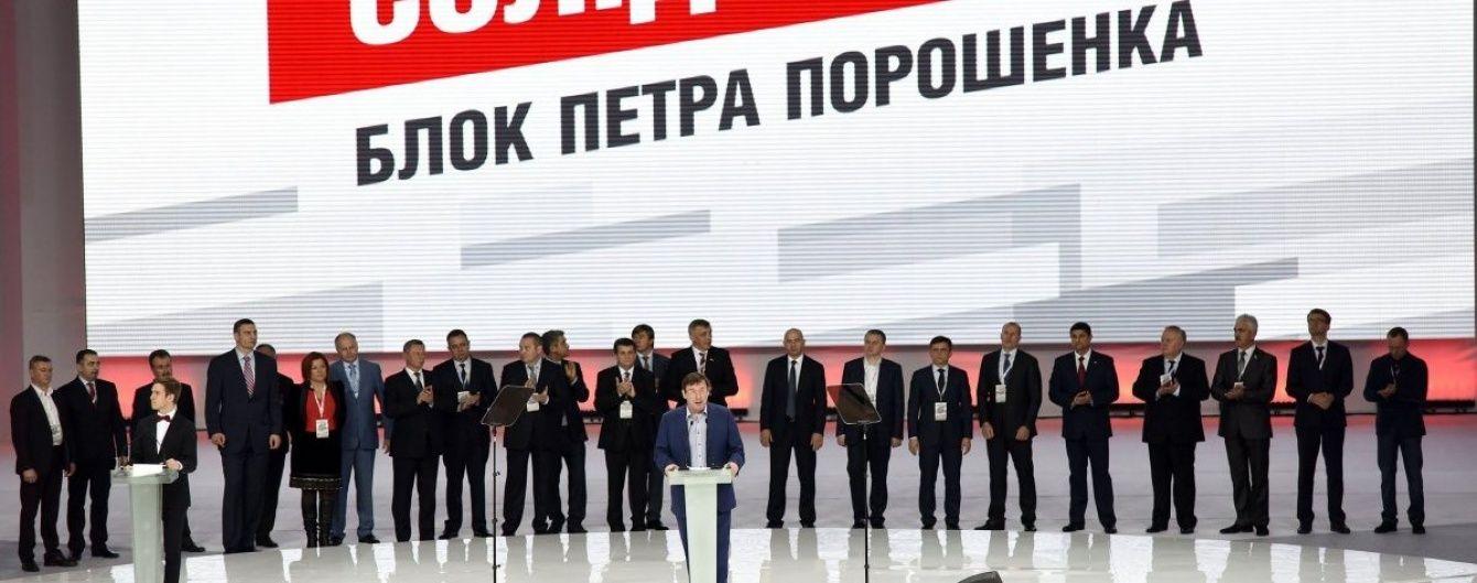"""Почти четверть депутатов от БПП - бывшие """"регионалы"""" - СМИ"""