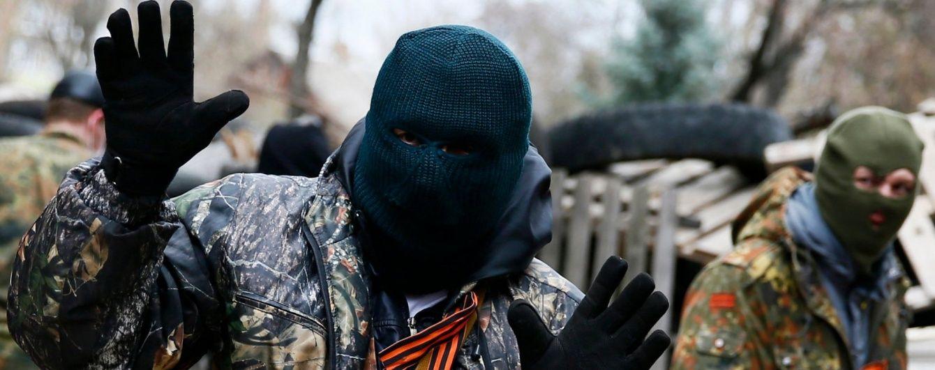 На Донеччині поліція оголосила підозру 10 бойовикам: більшість з них знайшли у звільнених містах