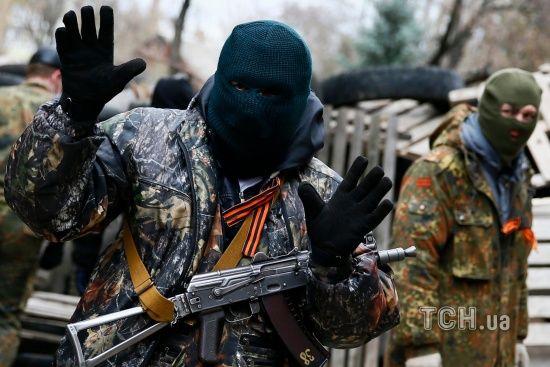 """На Донеччині до 10 років засудили росіянина, який воював на боці терористів """"ДНР"""""""