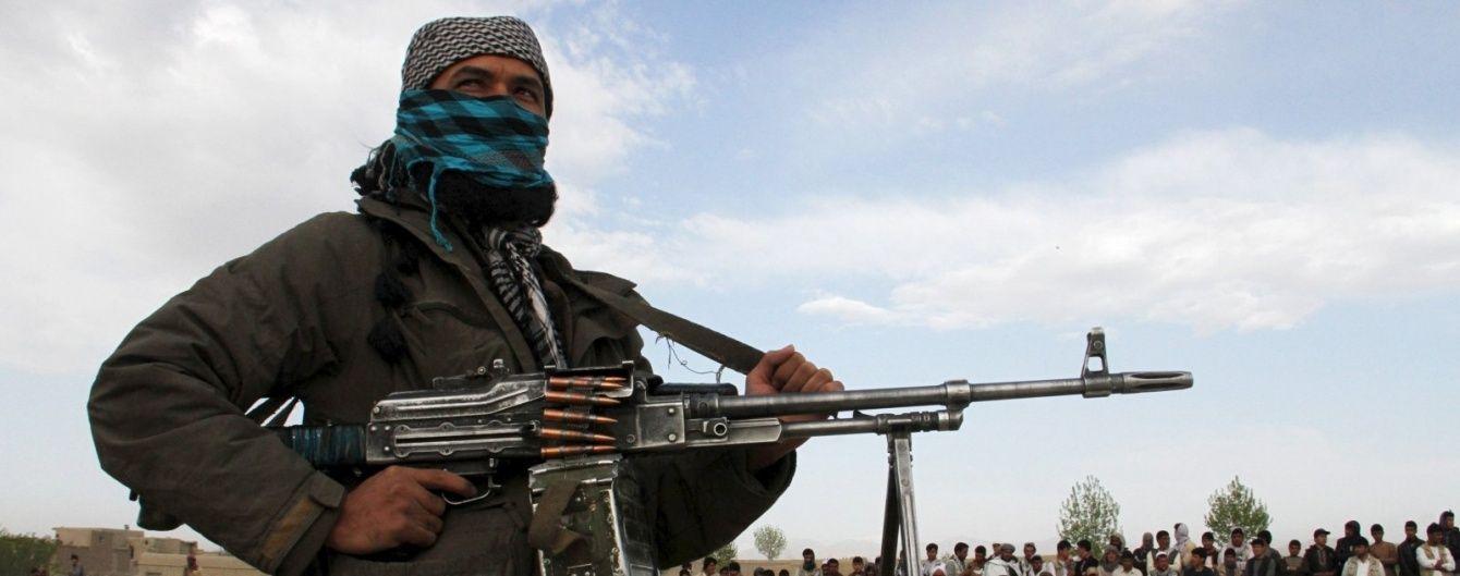 """В Афганистане убили руководителя """"спецназа"""" Талибана"""