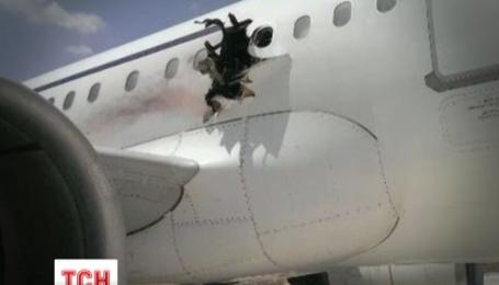 Доказательств того, что взрыв на борту сомалийского самолета был терактом, нет