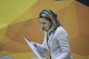 Микольскую уволили с должности торгового представителя Украины