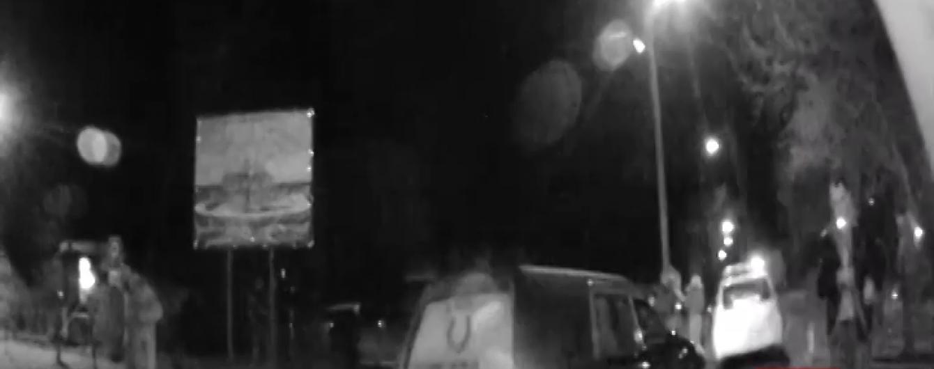 П'яний чоловік на катафалку влаштував ДТП у Львові