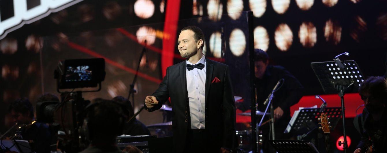 """Секрети шоу """"Голос країни"""": Квінта розповів, як підбирає музикантів для оркестру проекту"""