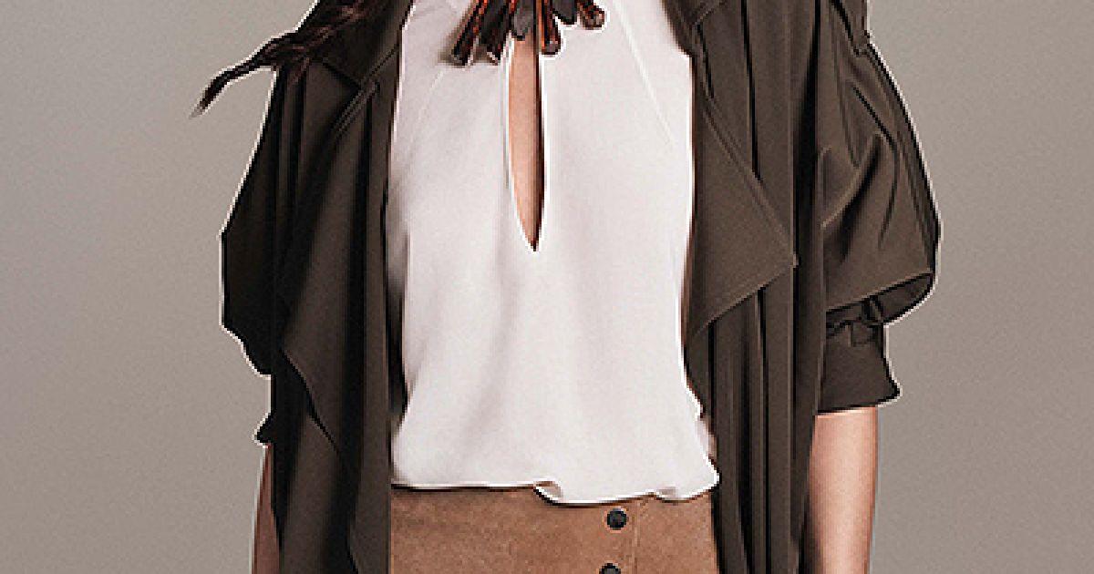 Кендалл Дженнер знялася у новому фотосеті @ mango.com