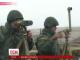 Бойовики обстрілювали сили АТО з різних видів зброї