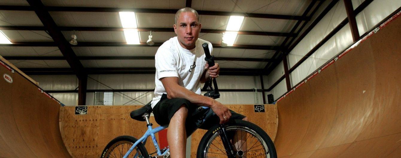 У США знайдено мертвим легендарного велосипедиста-екстремала