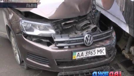 Резонансные ДТП с дорог Украины