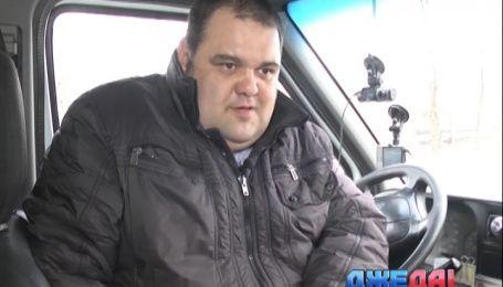 Самый вежливый водитель в Украине работает на Киевщине